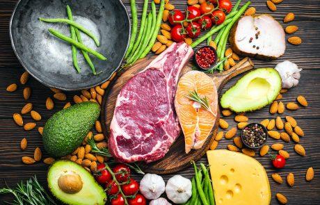 comida dieta cetogénica