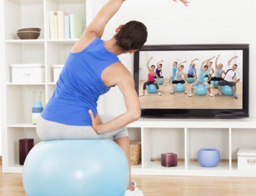 ¿Cómo mantenerte en forma y sano durante la cuarentena?