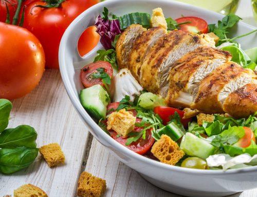 Un plan de comidas bajas en carbohidratos